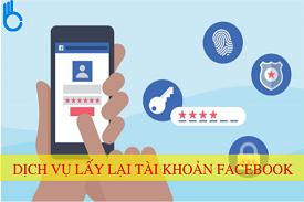 Dịch vụ lấy lại pass Facebook